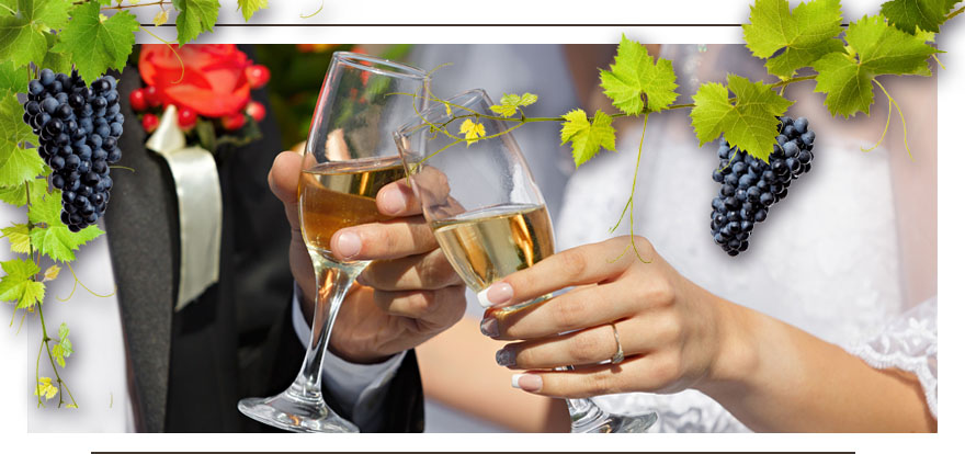 Vinhos e Casamento: Qual a escolha perfeita para cada festa?